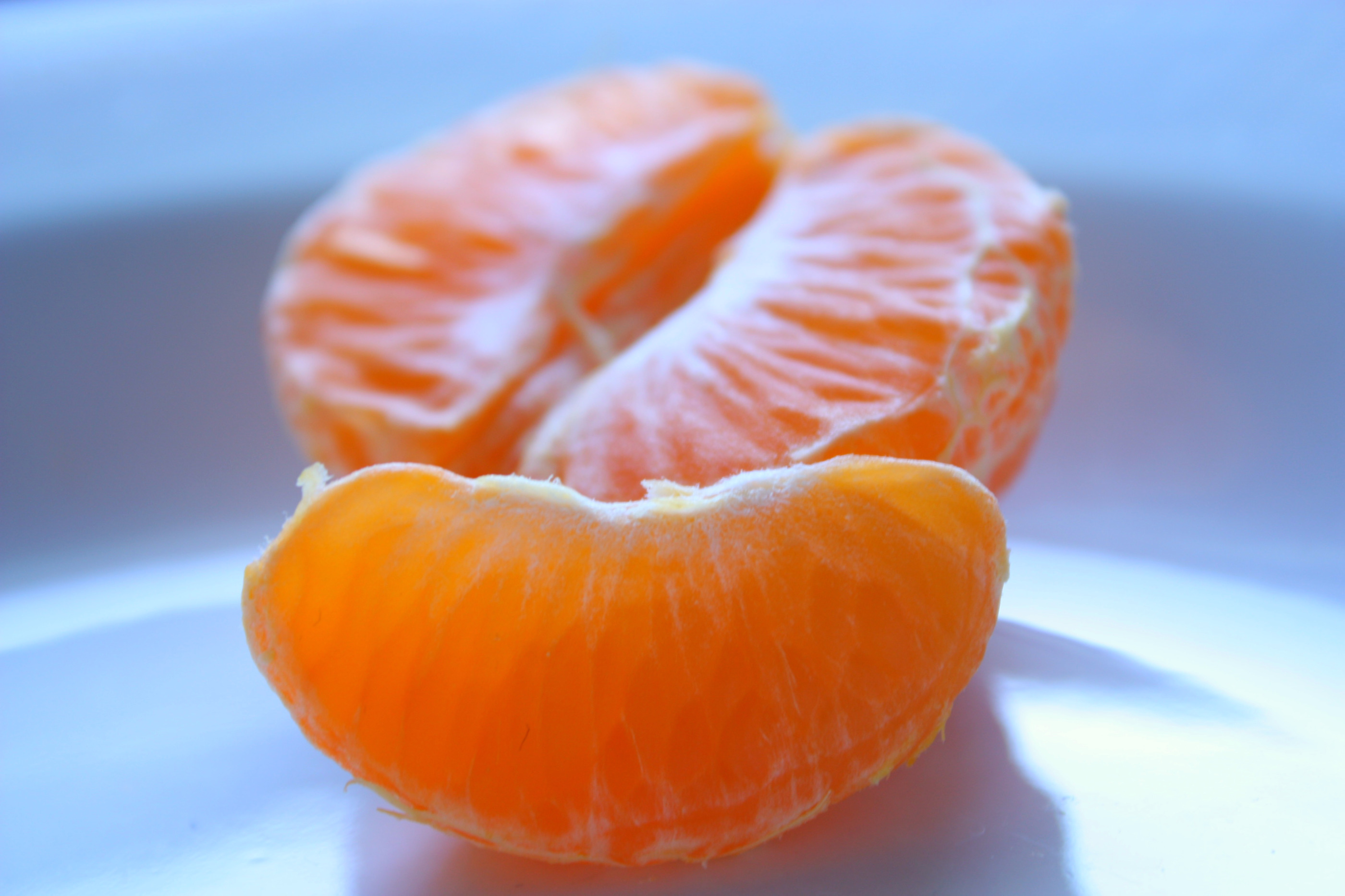 clementine sorbet | I.E. Ice Cream